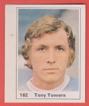 Manchester City Tony Towers England